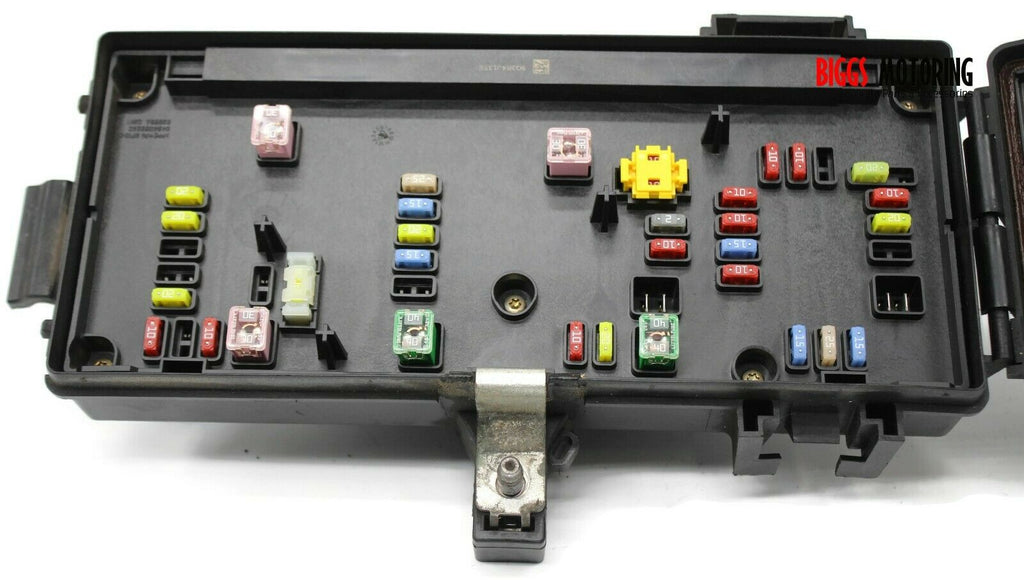 2012 ram 2500 fuse box 2006 dodge ram 2500 integrated power distribution fuse box module  2006 dodge ram 2500 integrated power