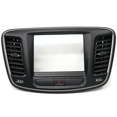 2015-2017 Chrysler 200 8.4 Dash Radio Screen Bezel P68160143AB