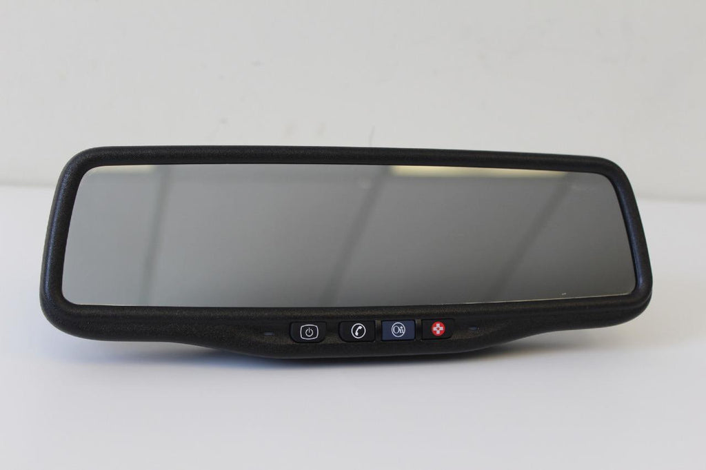 2007-2014 Gmc Acadia Buick Auto Dim Rear View Mirror Onstar W/ Backup Camera