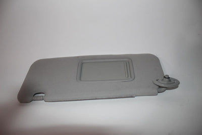 2004-2009 SCION TC DRIVER LEFT SIDE SUN VISOR GRAY  #RE-BIGGS