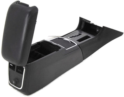 2011-2017 DODGE CHARGER CENTER CONSOLE BLACK police upgrade as seen
