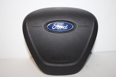 2014-2016 TRANSIT CONNECT DRIVER SIDE STEERING WHEEL AIR BAG BLACK