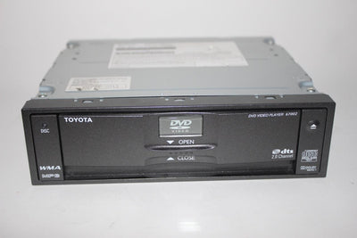 2011-2014 TOYOTA SIENNA REAR ENTERTAINMENT DVD PLAYER 86270-45010