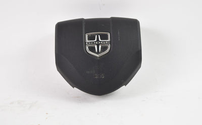 DODGE CHARGER  DRIVER STEERING AIR BAG BLACK #RE-BIGGS