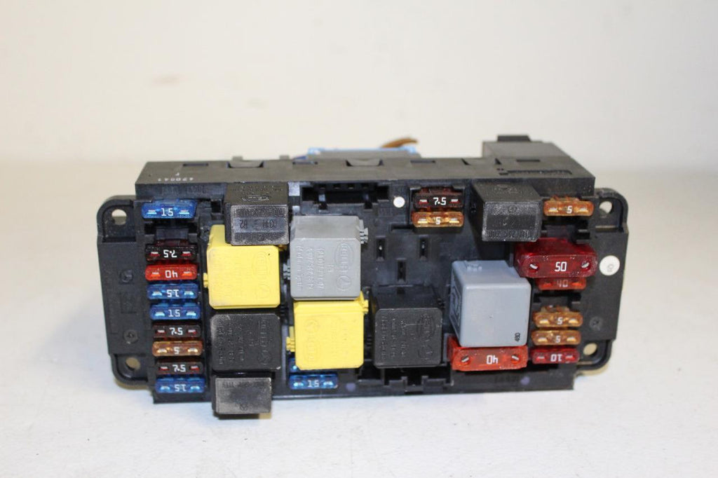 2002 mercedes w203 c class fuse box relay sam unit 203 545 06 01