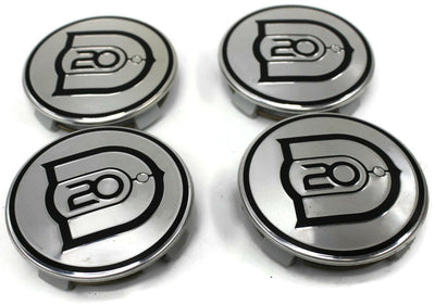 Dropstar Custom Wheel Center Cap Set Of 4