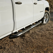 2017 Chevy Silverado 3500 Driver/ Passenger Side Running Boards 84208373