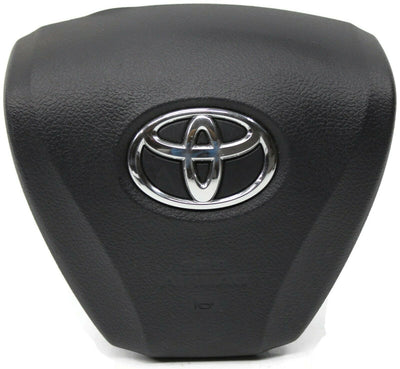 2015-2017 Toyota Camry Driver Side Steering Wheel Air Bag Black