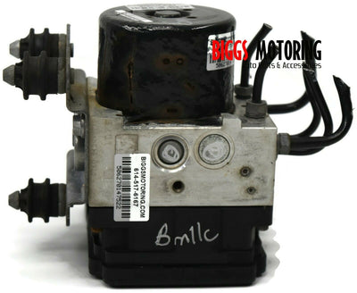 2007-2009 Audi Q7 Abs Anti Lock Brake Pump Module 4L0 614 517 D