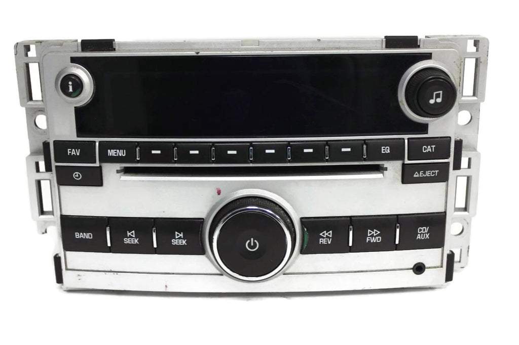 2009-2012 Chevrolet Malibu Player/Radio