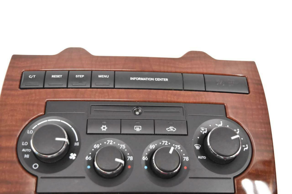 2005-2007 JEEP GRAND CHEROKEE CLIMATE CONTROL 055111010AC