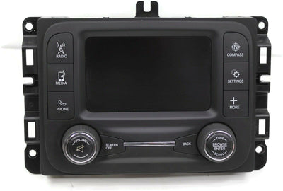 2013-2016 Jeep Cherokee Uconnect Multi Media Radio W/ Display Screen P05091551AE