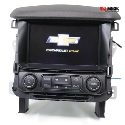 2015 Chevy Tahoe Suburban MyLink Radio Touch Display Screen 23445963