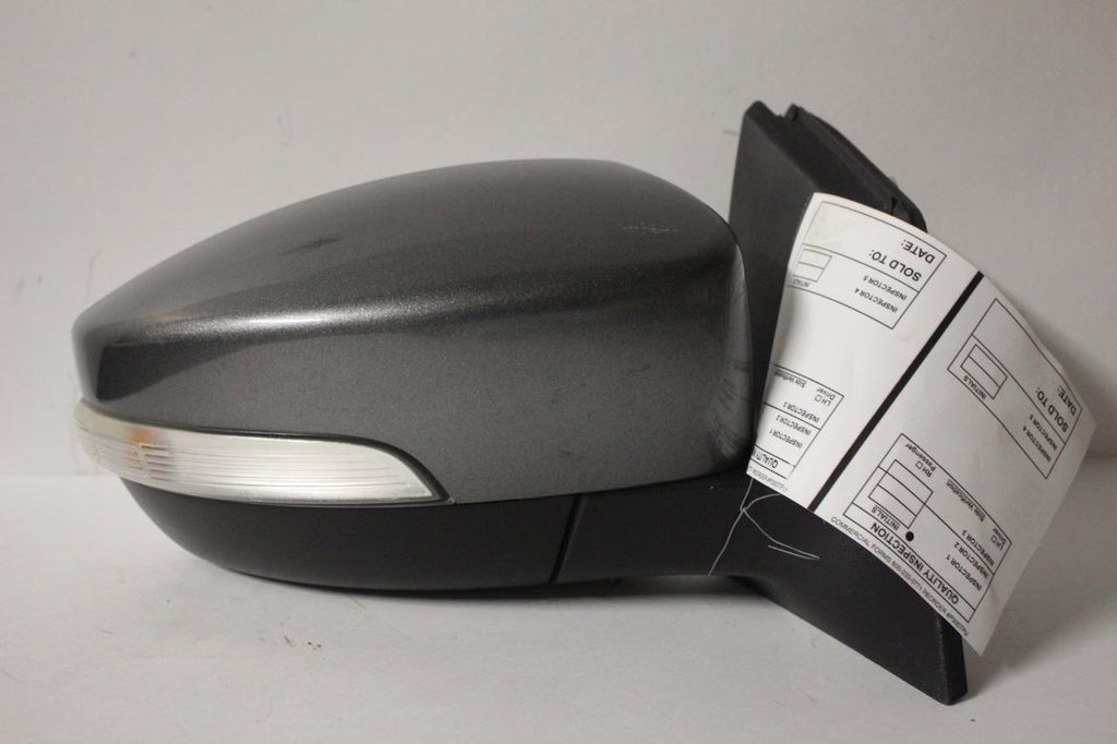 2012-2014 FORD FOCUS PASSENGER SIDE RIGHT SIDE POWER DOOR MIRROR GRAY