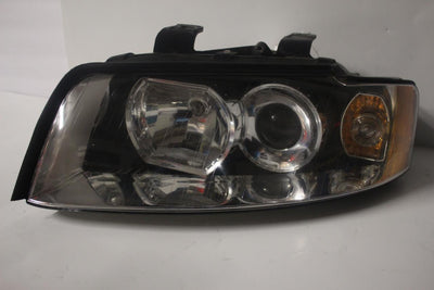 2002-2005 AUDI A4 FRONT PASSENGER RIGHT SIDE HID HEADLIGHT 26997 COMPLETE .