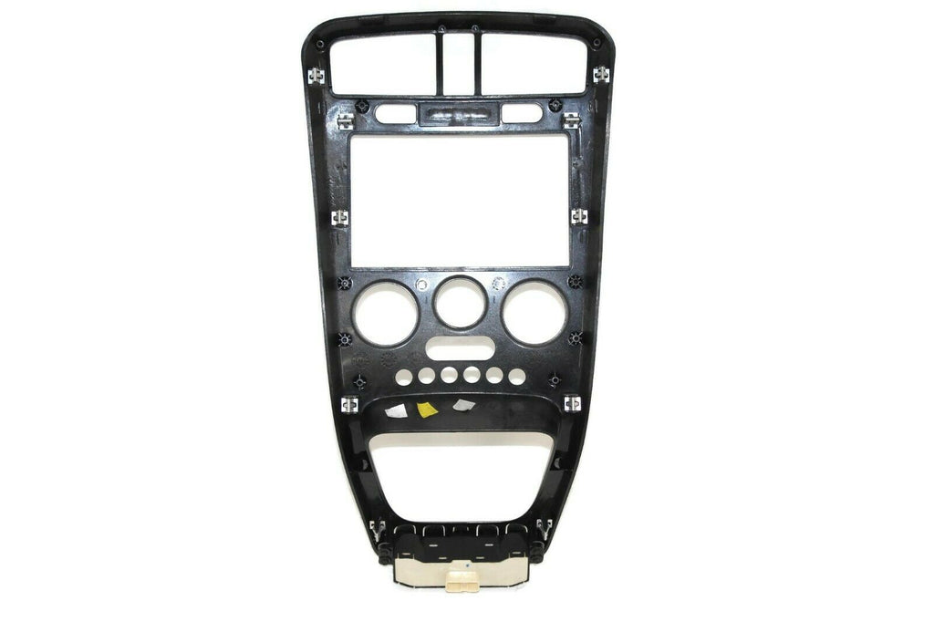 2005-2006 Chevy Equinox Dash Radio Bezel Air Vents
