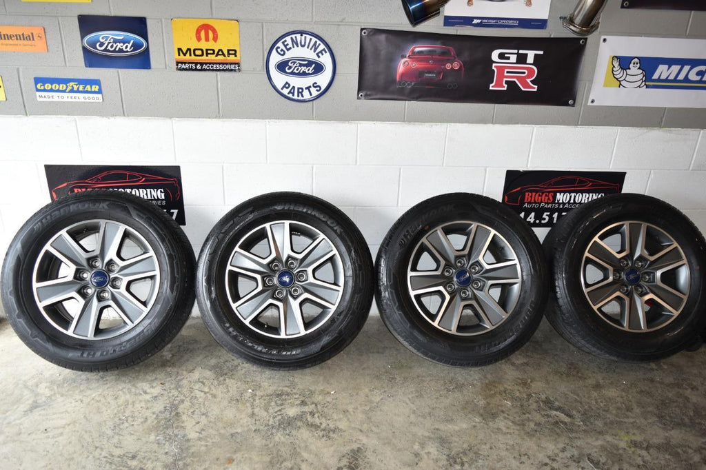 Ford F150 Rims >> 15 16 17 18 Set Of 4 Ford F150 18