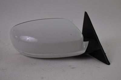 2011-2014 DODGE CHARGER  PASSENGER SIDE DOOR POWER MIRROR WHITE 30439