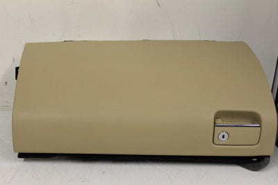 2009 MERCEDES BENZ GL320 ML350 DASH COMPARTMENT GLOVE BOX BEIGE