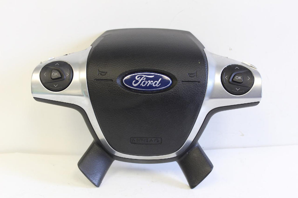 2012-2014 FORD FOCUS DRIVER STEERING WHEEL AIRBAG W/ CRUISE CONTROL