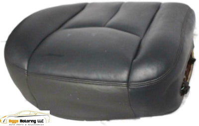 03-06 Silverado Sierra Avalanche Driver  Seat Cushion Replace  Ripped Up Cushion