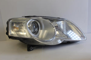 2006-2010 VOLKSWAGEN PASSAT PASSENEGR SIDE HEADLIGHT 3C0 941 006