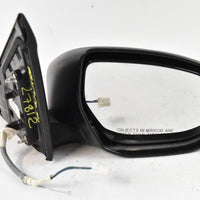 2013-2015 NISSAN SENTRA PASSENGER SIDE DOOR MIRROR GRAY 27812