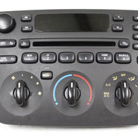 01 02 03 Ford Taurus Mercury Sable Radio Stereo Cd Player Climate Control