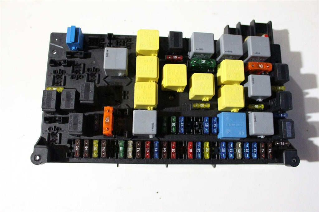 2001 mercedes benz w163 ml320 fuse box fuse from under hood 00 01 02