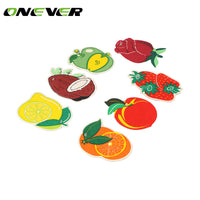 Onever 7pcs Different Car Perfume Paper Car Air Freshener Hanging Perfume Paper for Car Vehicle Boat Car Air Freshener perfume