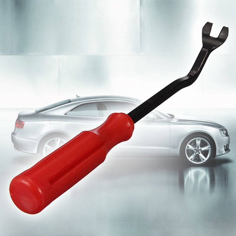 VODOOL Fastener Tool Car Door Panel Remover Upholstery Fastener Disassemble Vehicle Refit Tool Auto Trim Clip Plier Pry Bars