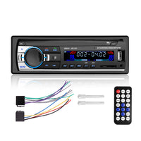Bluetooth Car Stereo Audio In-Dash FM MP3 Radio Player with AUX-IN
