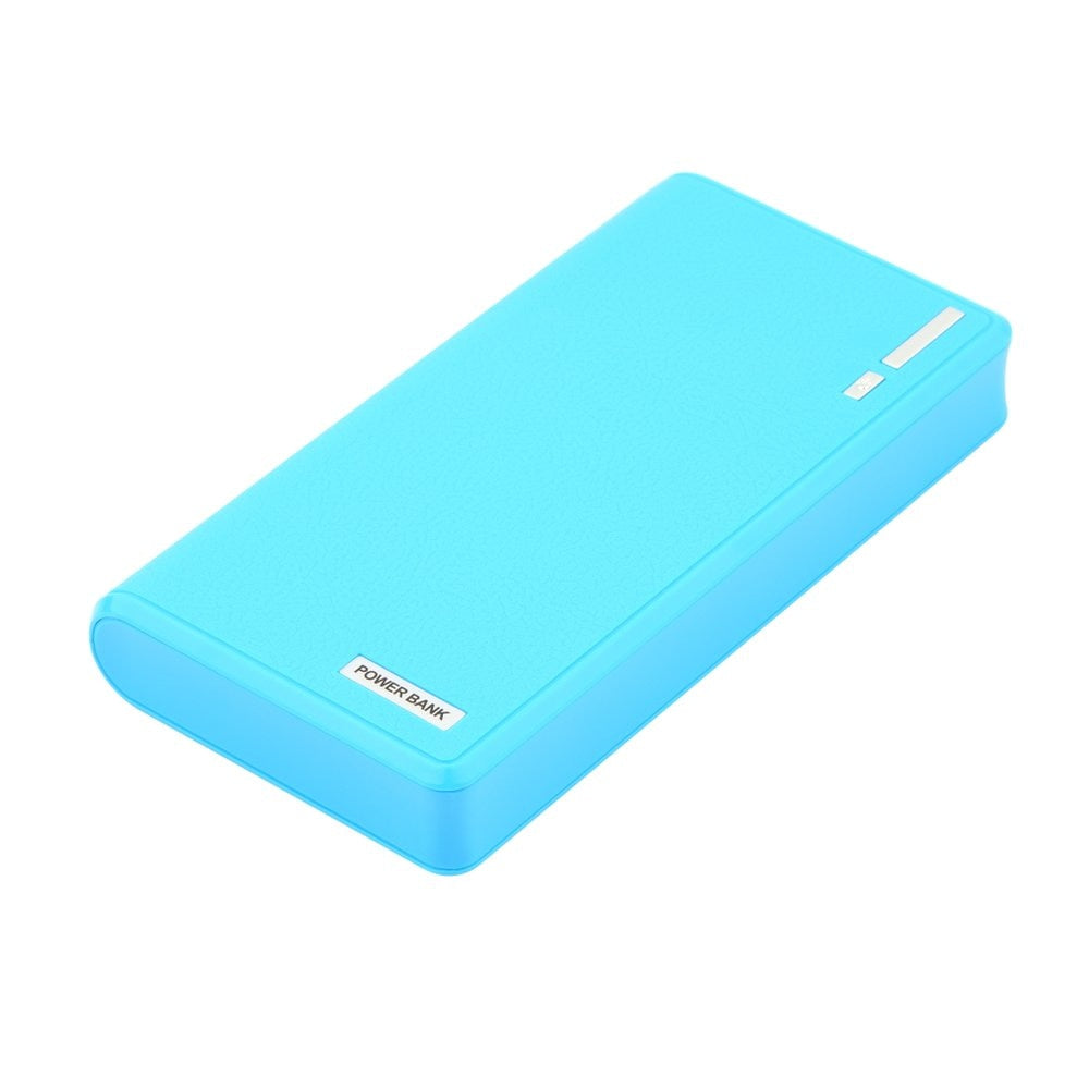 10000Mah External Power Bank Backup Led Dual Usb Battery Charger For Phone Two Usb Output Socket High Security Conveniently