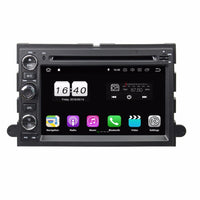 "Quad Core 2 din 7"" Android 8.1 Car DVD Player for Ford Fusion Explorer F150 Edge Expedition 2GB RAM Radio GPS Bluetooth 16GB ROM"
