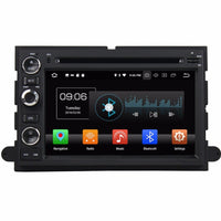 "Android 8.0 Octa Core 7"" Car DVD Multimedia GPS for Ford Fusion Explorer F150 Edge Expedition 4GB RAM Radio Bluetooth USB WIFI"