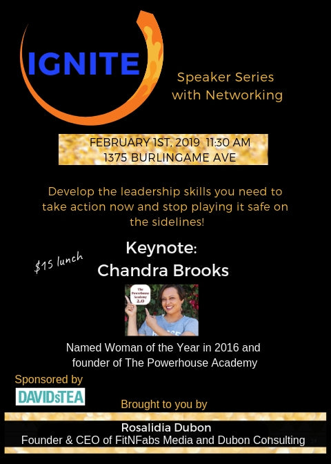 Ignite - Speaker Series and Networking Event