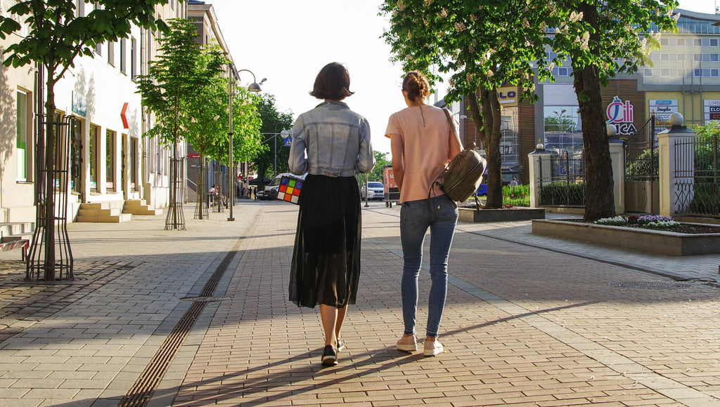 Why Walking Breaks Can Prevent the Afternoon Slump