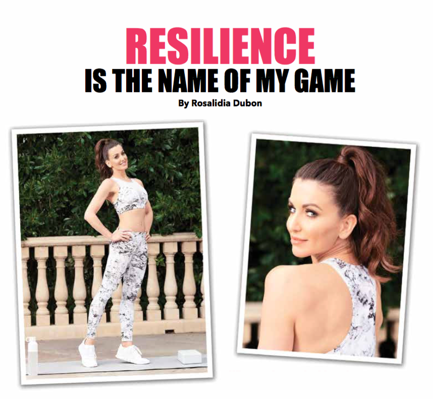Resilience is the Name of My Game