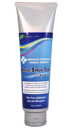 Bruise Strain Tear Repair