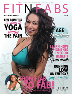 FitNFabs Magazine Spring 2017 - FitNFabs