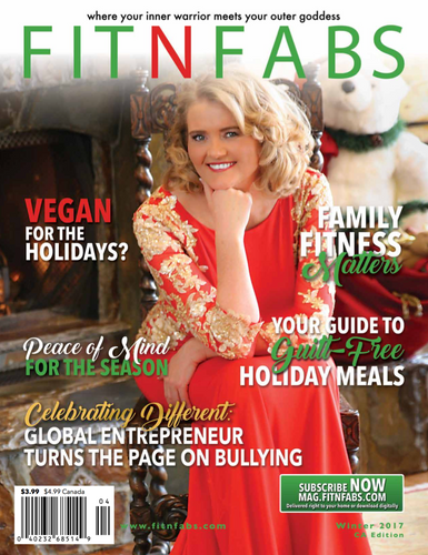 FitNFabs Magazine Winter 2017 - FitNFabs