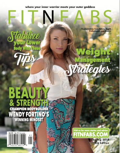 FitNFabs Magazine Spring 2019