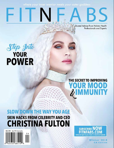 FitNFabs Magazine Winter 2018