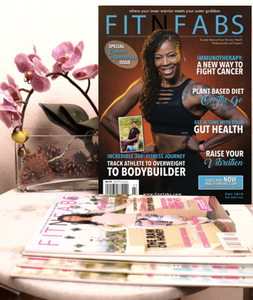 FitNFabs Magazine Annual Subscription