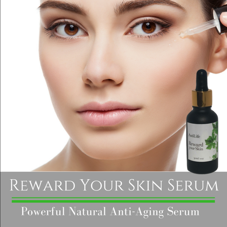 Reward Your Skin - FitNFabs
