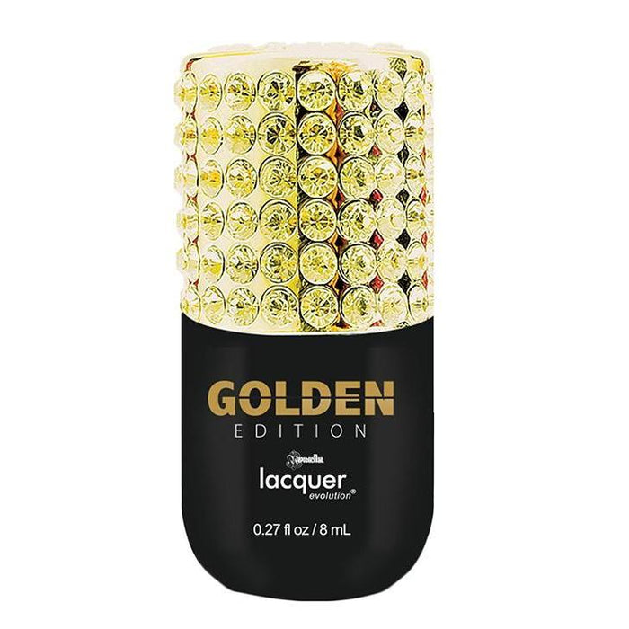 "Gel Lacquer Evolution ""Golden"" - Republic Cosmetics Tienda de cosmeticos"