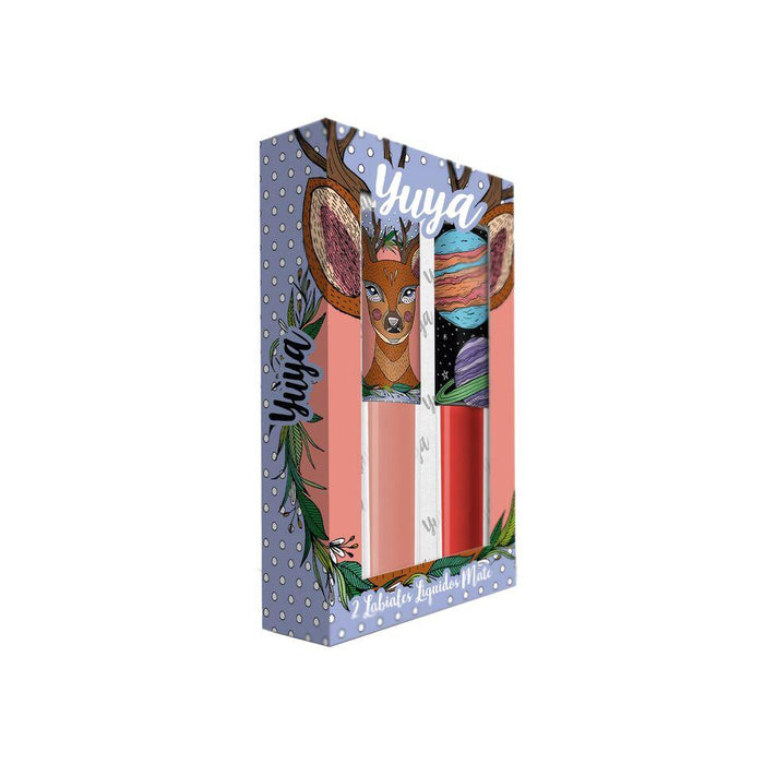 "Set labiales. Set ""Bonita"" con 2 Labiales by Republic Cosmetics"