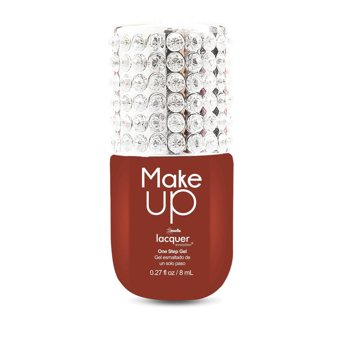 "Gel Lacquer Evolution ""Brownie Make Up"" - Republic Cosmetics Tienda de cosmeticos"