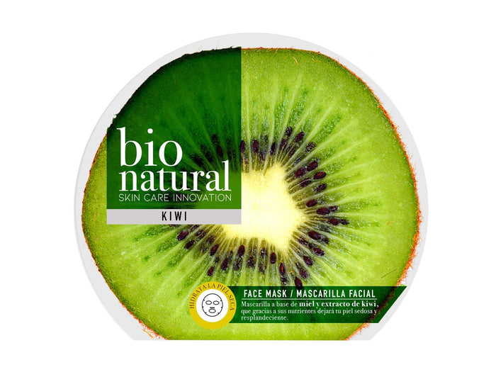 Mascarilla. Mascarilla Facial - Kiwi by Bionatural