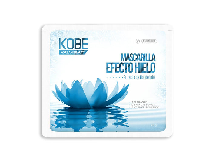 Mascarilla. Mascarilla Facial - Efecto Hielo by Republic Cosmetics